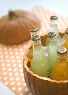Funkin Autumn Beverage Idea