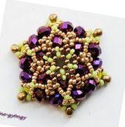 Pattern jewelry: TECHNICAL PEYOTES
