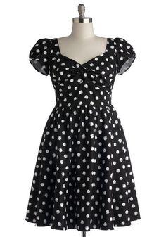 Delightful Day Out Dress   Mod Retro Vintage Dresses   ModCloth.com