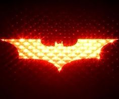 You might not be driving around in the Batmobile, but with the Batman brake light cover you can still show off your love for all things Batman by easily covering your car's brake light and displaying the bat signal to all the envious drivers behind you.