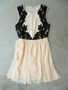 Lace Fleurs Party Dress
