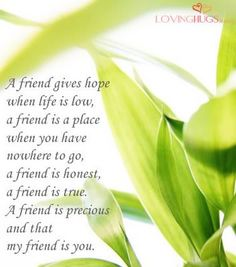 unconditional friendship | Friendship Thread~ :: Caring  Compassionate Friends :: Care2 Groups