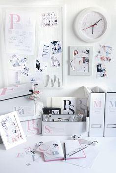 Work of a graphic designer and photo stylist Mari Horino.