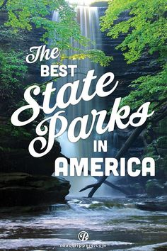 Visit one of these awesome State Parks this summer!