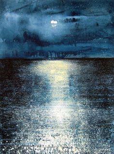 August Moon by Stewart Edmondson