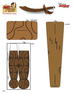 Jake Sword Printable Template from Disney Jr. http://a.dolimg.com/en-US/disneyjunior/media/pdf/family/djr_fam_jnp_foreversword.pdf