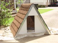 More DIY doghouse tips