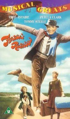 ♫ Finian's Rainbow ♫ Fred Astaire, Petula Clark, Tommy Steele, Keenan Wynn