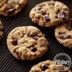 #Chocolate Chunk #Oatmeal Raisin #Cookies from Pillsbury® Baking