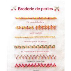 Libro Bordaro con cuentas E1081788 - Libros - DMC