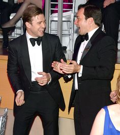 Justin Timberlake and Jimmy Fallon shared laughs at the Time 100 Gala