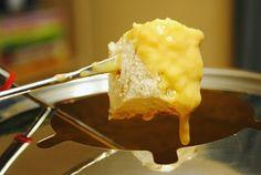 Beer Cheese Fondu