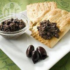 Pasta z oliwek po grecku - http://allrecipes.pl/przepis/5853/pasta-z-oliwek-po-grecku.aspx