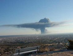 UNBELIEVABLE VIDEO: The Moment Texas Fertilizer Plant Exploded; Giant Mushroom Cloud Stirs Nuclear Fears; As Many As 70 Dead - http://SurvivalistDaily.com/unbelievable-video-the-moment-texas-fertilizer-plant-exploded-giant-mushroom-cloud-stirs-nuclear-fears-as-many-as-70-dead/