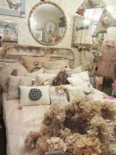 Decor ~ Romantic Country #2 on Pinterest