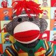 A Happy Birthday Sock Monkey...perfect!