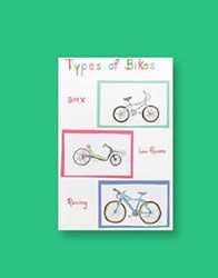 What are your favorite bikes? Make a cool poster for your room to show your friends your dream bikes!