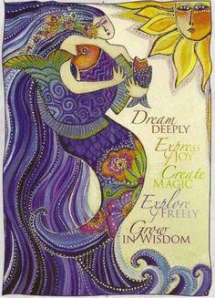 Dream Express Create Explore Grow