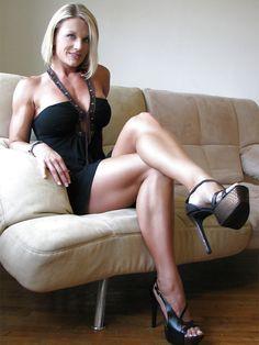 long legs, evening dresses, muscl, sexi, black heels