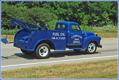 Chevrolet tow truck