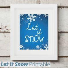Free holiday #printable perfect for the #holidays. Just print it and pop it into a frame and you're ready to go!