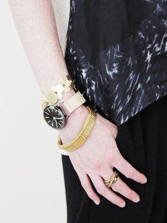 Cold Picnic Color Block Watch « Pour Porter