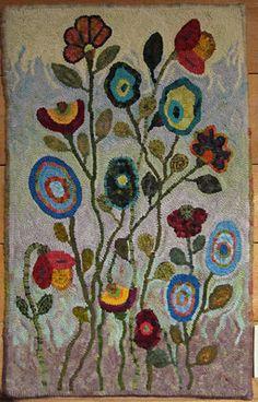 Fish Eye Rugs: great rugs