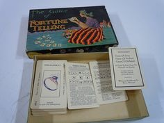 Fortune teller game $57