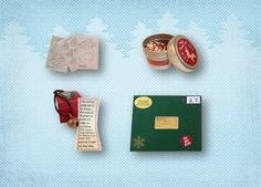 Wonderful gift idea for kids. Magic Reindeer Feed & Rudolph Bell Package from Santa. Keep the magic of Santa alive!