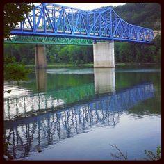 Ashland, KY bridge