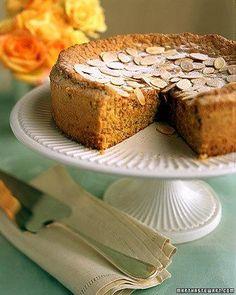 Passover Desserts // Apricot Torte Recipe