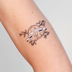 cute idea, bird tattoos only!