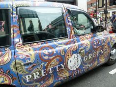 Another cool car wrap