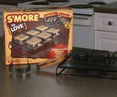 Yum! Make s'mores in your oven with this S'more to Love product! Womensforum.com