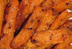Honey Roasted Carrots (1 Weight Watchers PointsPlus)