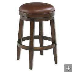http://www.frontgate.com/pastoral-swivel-bar-stool/indoor-decor-furnishings/bar-stools/backless-bar-stools/155360?listIndex=10