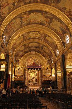 Co Cathedral of St. John, Valetta, Malta