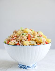 Pineapple fried rice, One of my favorite dishes
