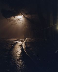 Atmospheric Todd Hido landscape image