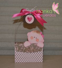 baby shower paper punch and stampin up die cut