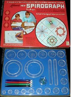 Spirograph - I loved this!