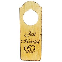 This door knob hanger would be a useful and adorable addition to any rustic or vintage style wedding.  wedding decor.  wedding doorknob hanger.  rustic wedding decor.  vintage wedding decor.  wedding ideas.