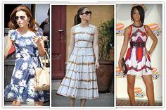 Skirts for Pear shaped body : Rihana