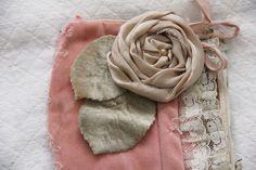 Pretty Fabric Fleurs Online Workshop - Pretty Petals