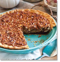 Chocolate Pecan Pie - Easy Recipe~