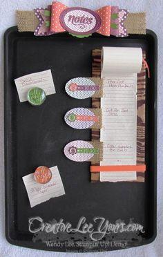 October 2013 Paper Pumpkin Kit - Memo Medley