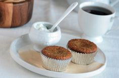 Honey-Nut Banana Muffins, gluten free muffin recipe, homemade banana nut muffin