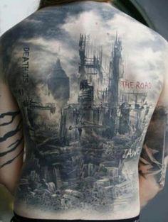 tattoo ideas, amaz tattoo, bodi art, back tattoos, awesom tattoo