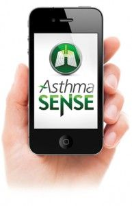 AsthmaSense give-away - asthma