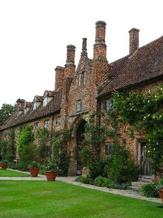 The houses at Sissinghurst